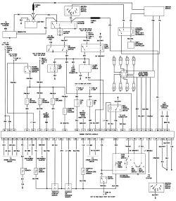 1979 honda 750 del Schaltplan