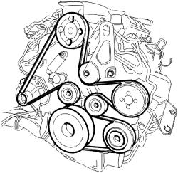 2006 volvo xc90 engine diagram