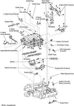 wiring diagrams 1998 aurora v8