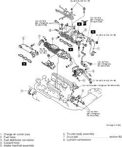 1997 mazda 626 wiring diagram