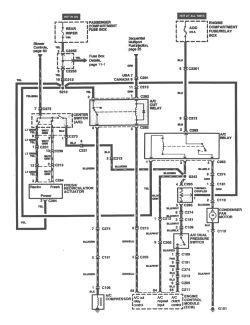 diagram of hvac system