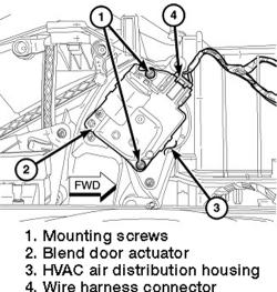 diagram of doorway