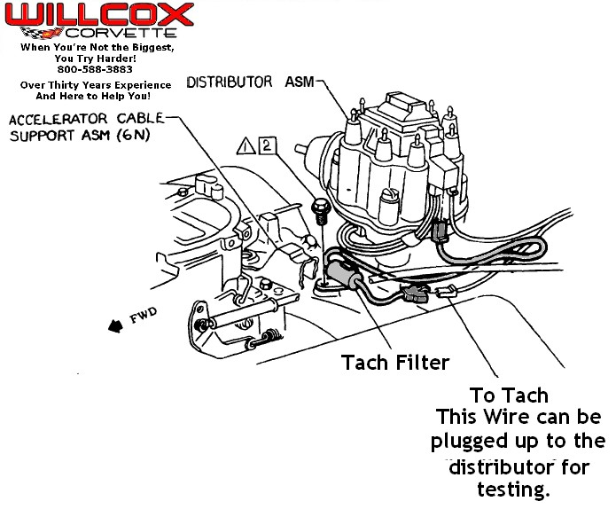 1978 corvette starter wiring diagram