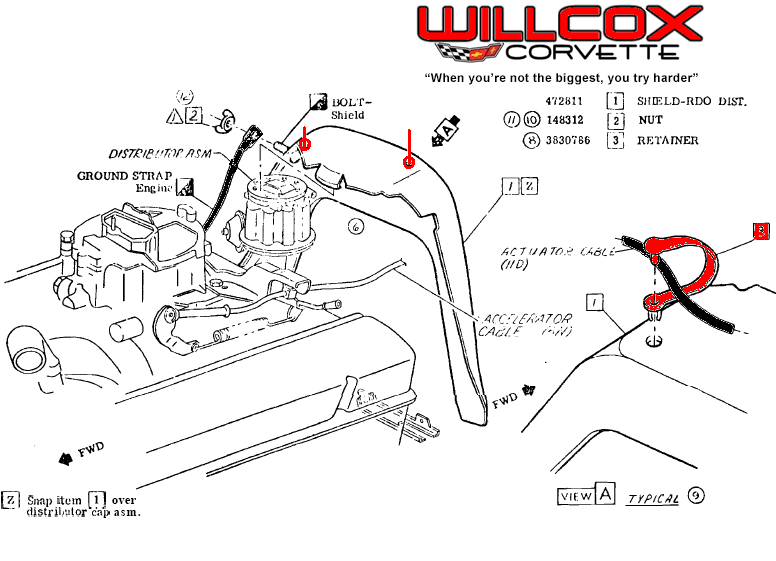 84 chevrolet corvette wiring diagram