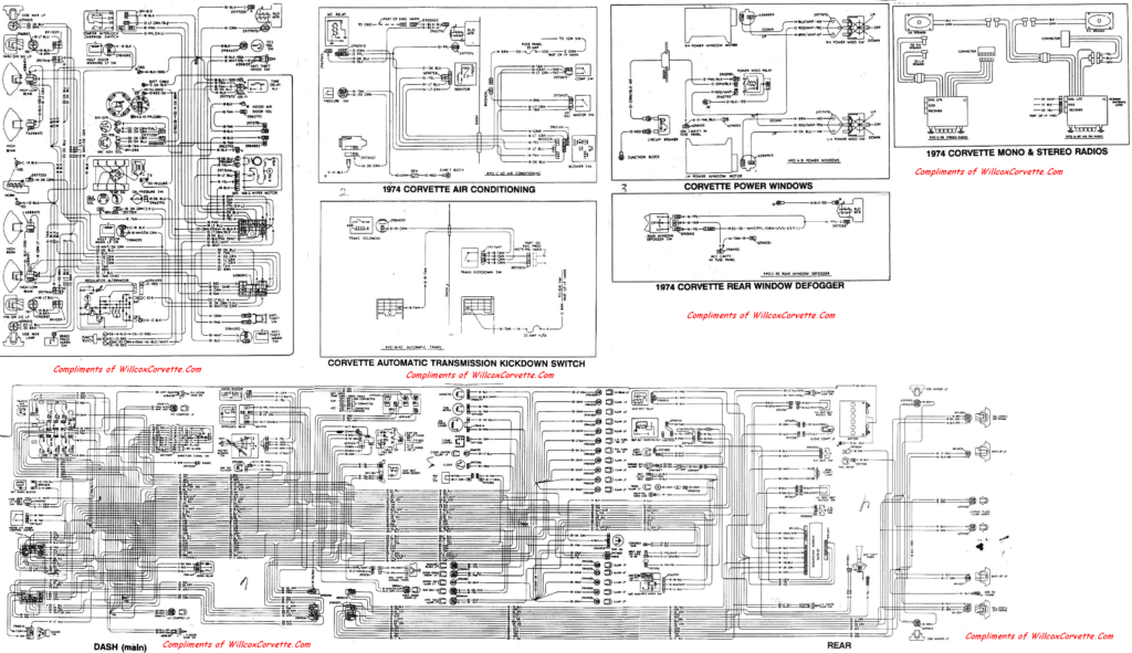 1982 corvette wiring diagram view diagram