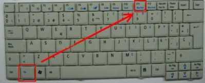 ... ser FN + NumLK ó algún semejante (depende del idioma del teclado