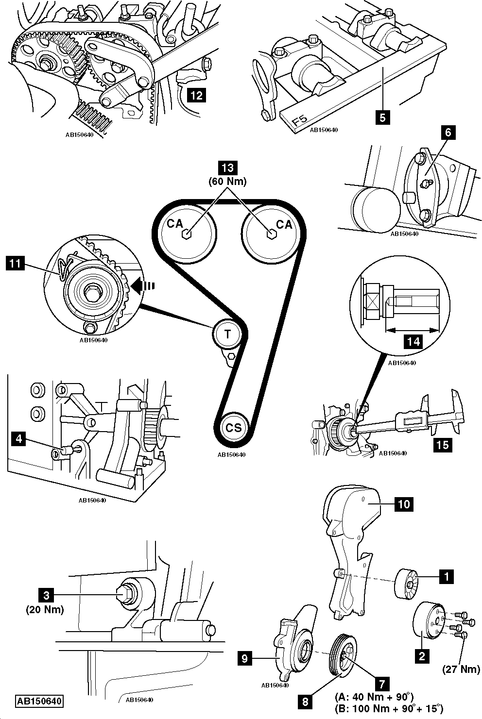 audi 2 0 tfsi engine diagram
