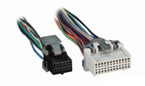 GM Replacement radio Plugs 24  12-pin (2000+)