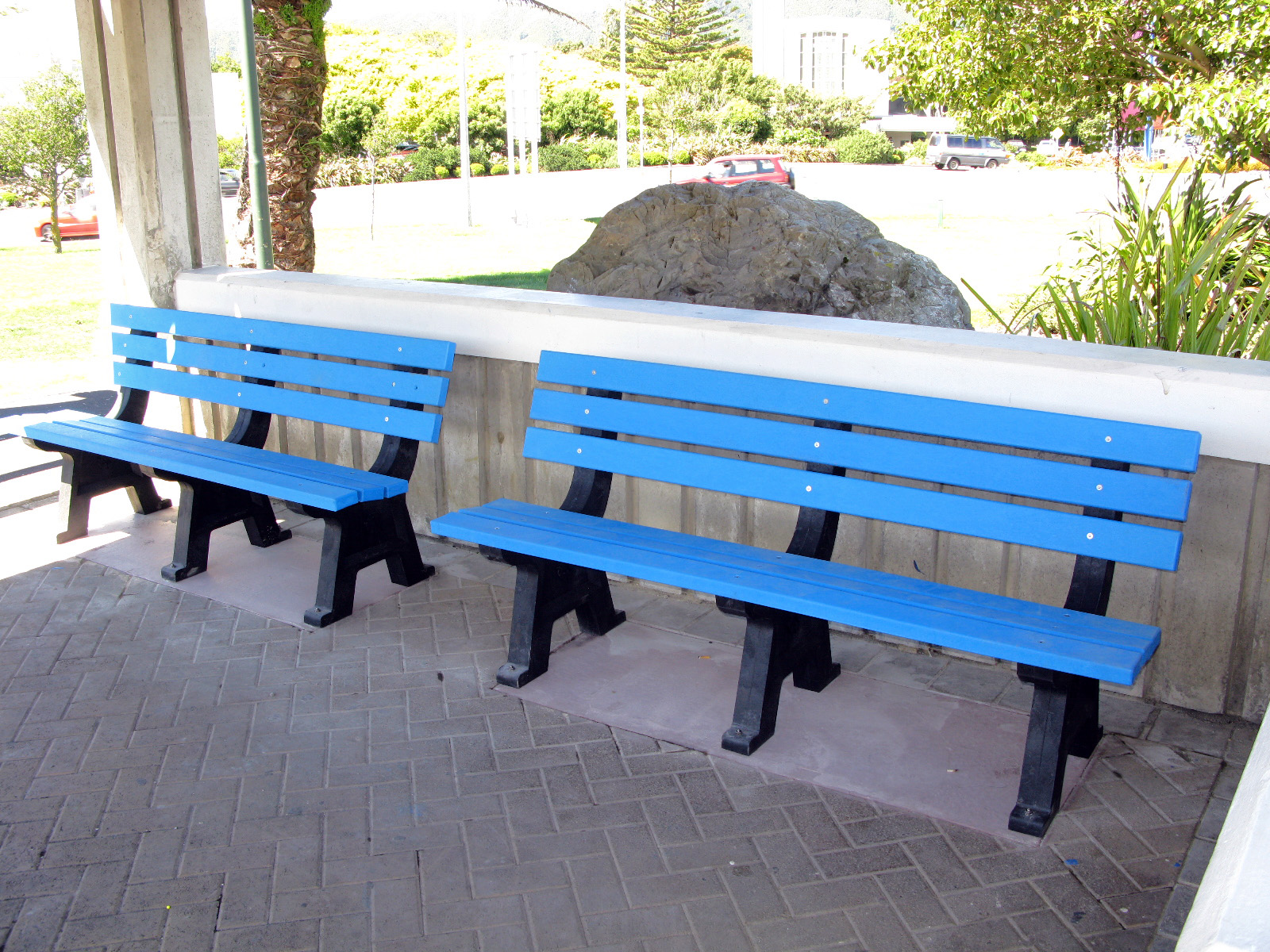 Garden Bench Australia Furniture Replas Recycled Plastic Product For Outdoor Use