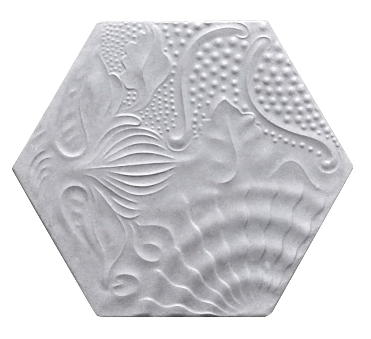 Fliesen Relief Cement Relief Tile Gaudi Von Replicata Grey Replikate