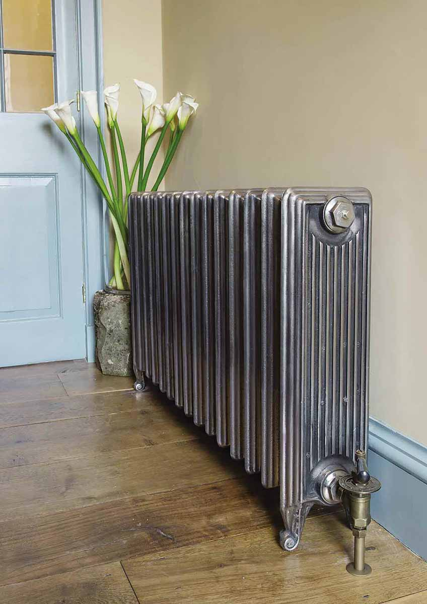 Wattage Radiator Radiator Line Von Replicata Cast Iron Replikate