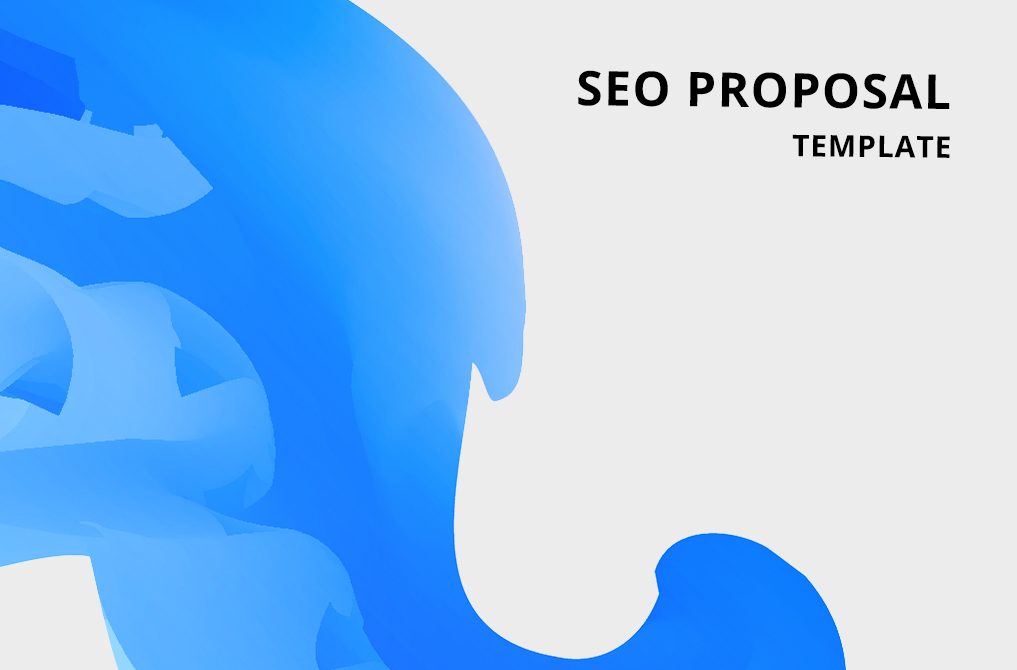 SEO Proposal Template Proposal Software Proposal Template - Seo Proposal Template
