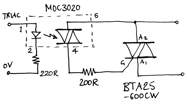 solid state relay reprap