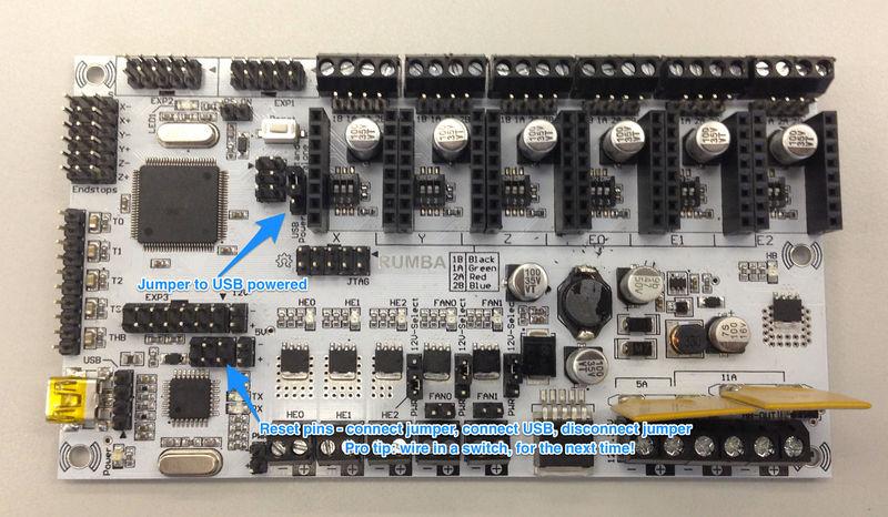 Usb Wiring Diagram Computer Rumba Reprap