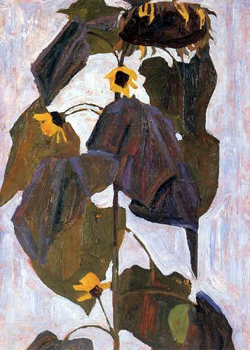 The Dark Knight Iphone Wallpaper Egon Schiele Flowers