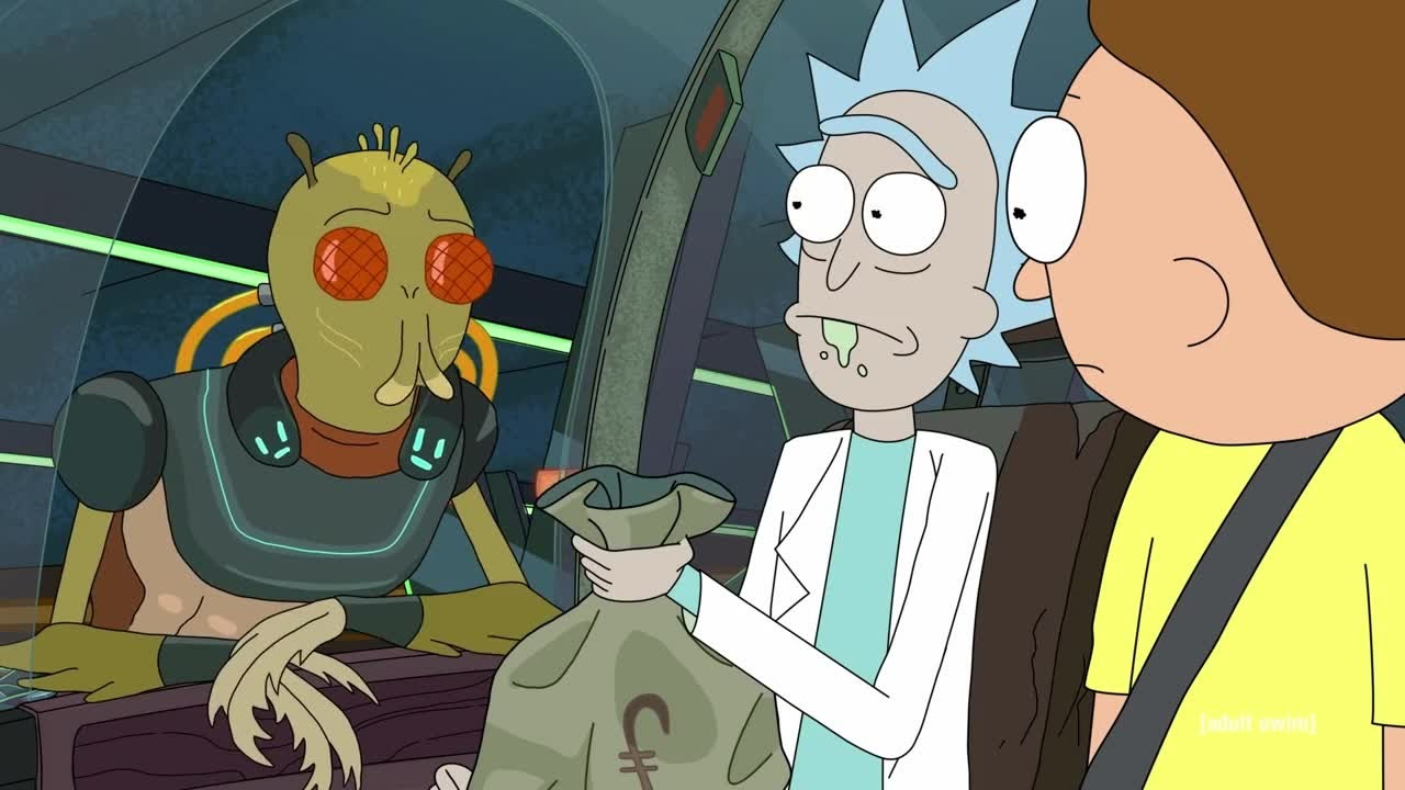 Rick And Morty Quote Wallpaper Watch Rick And Morty The Reinvigorated Programmer