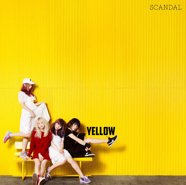 SCANDAL+-+YELLOW