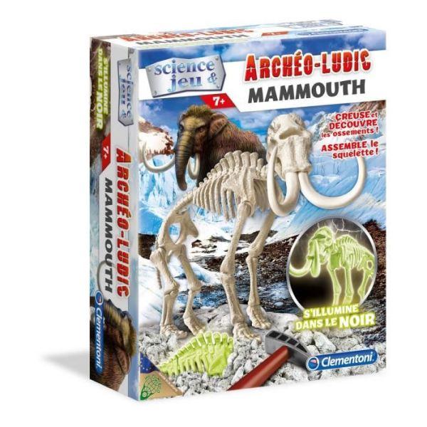 clementoni-archeo-ludic-mammouth-phosphorescent
