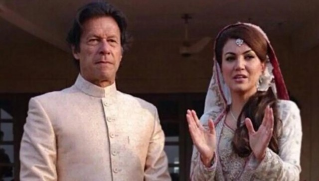Image result for Reham says Imran Khan was a homo