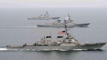 US-warships