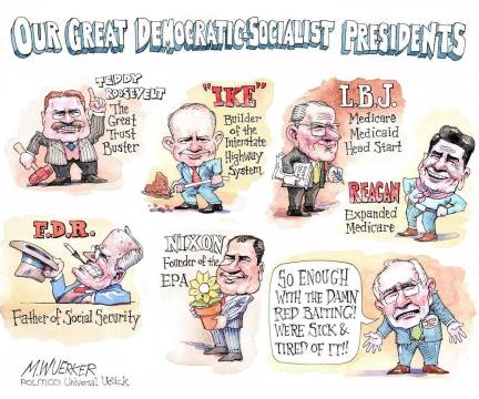 socialist presidents