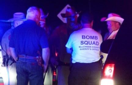 Bomb Squad Texas