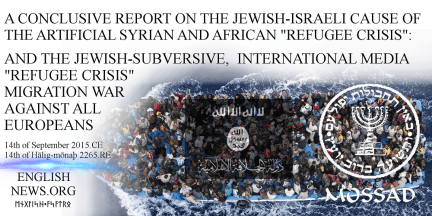 ISIS_Immigration_Refuge_Crisis_Europe_ISIS_Created_by_Israel