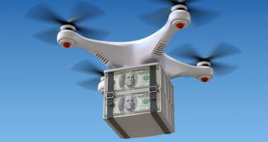 helicopter central banking