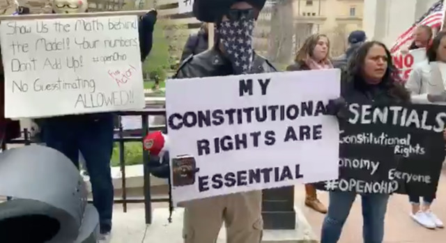 rights are being eroded