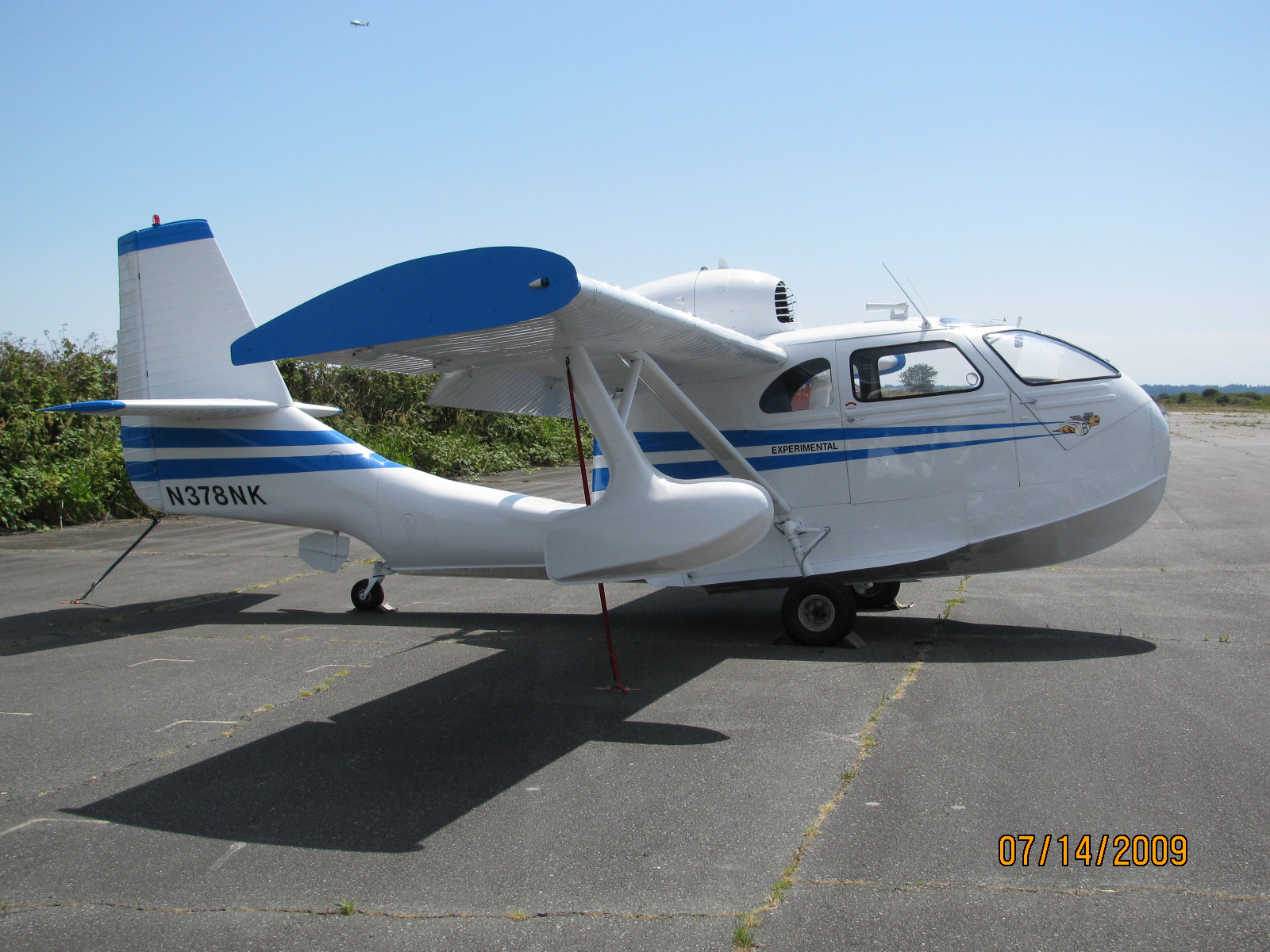 Sport Airplane For Sale International Republic Seabee Owners Club