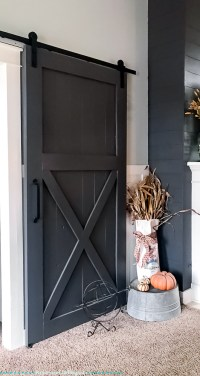 How To Hang A Sliding Barn Door - Arnhistoria.com