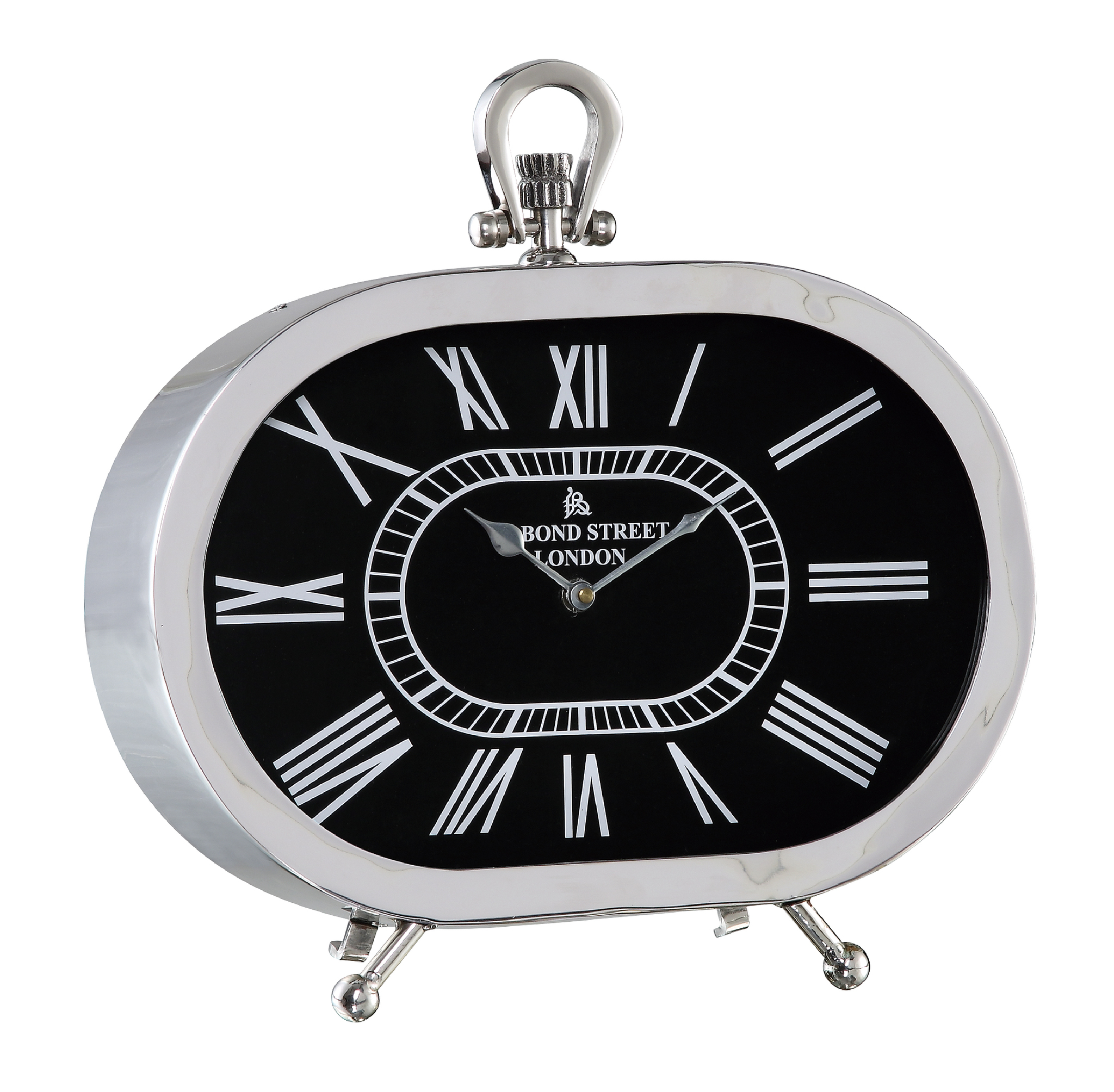 Oval Clock Face Crestview Collection Bond Street Oval Clock