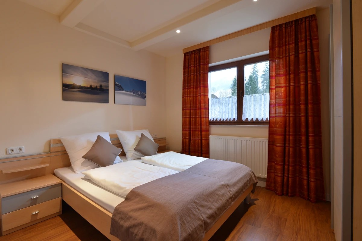 Schlafzimmer Zu Warm Für Baby Pölven Apartment 2 Bedrooms Sleeps 2 To 4 In Bergviewhaus