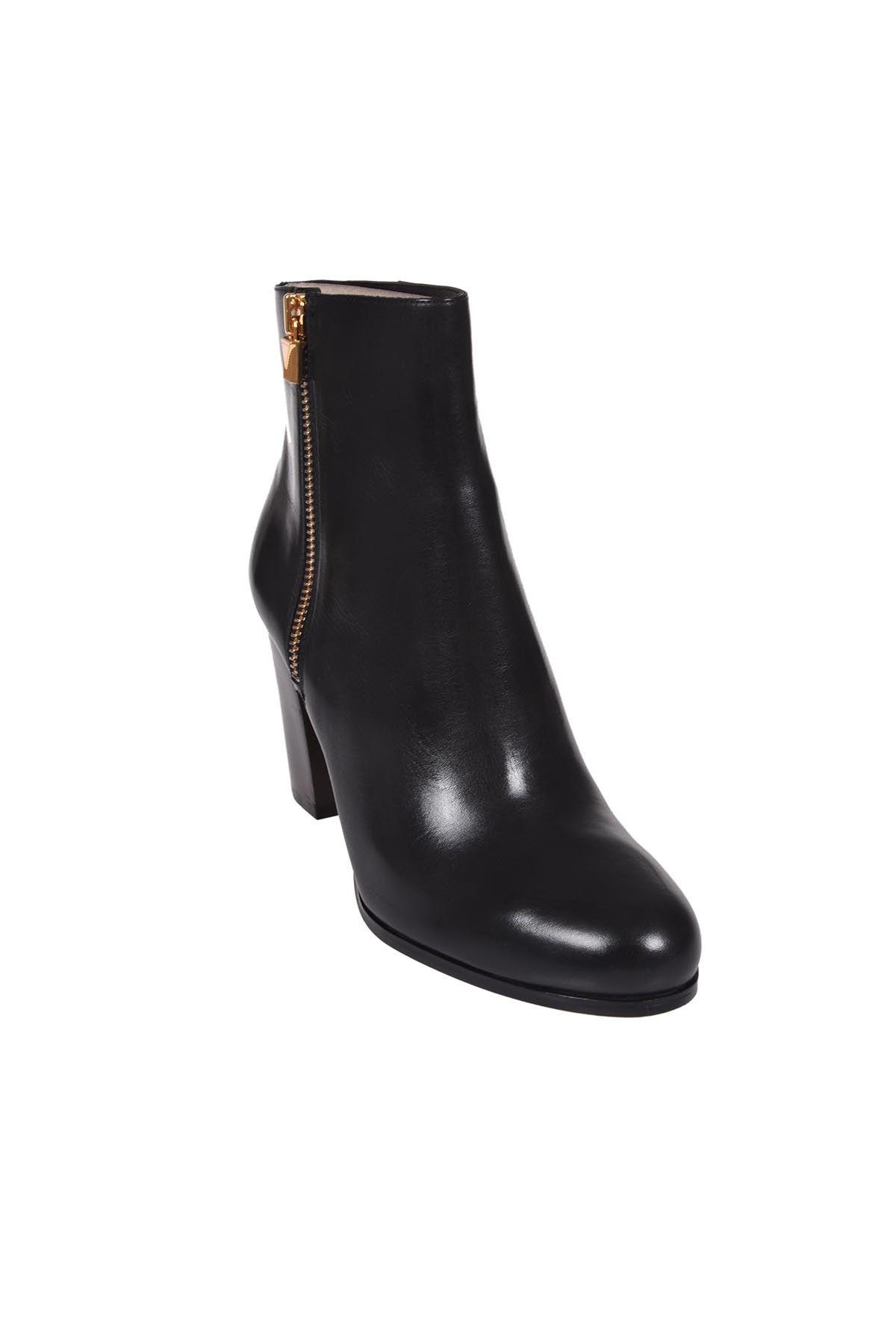 Michael Kors Michael Kors Margaret Ankle Boots Black