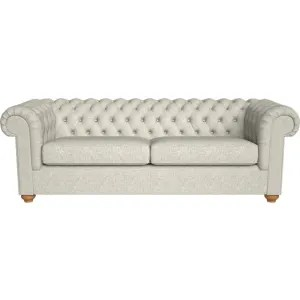 Debenhams 4 Seater Textured Weave 39chesterfield39 Sofa Bed