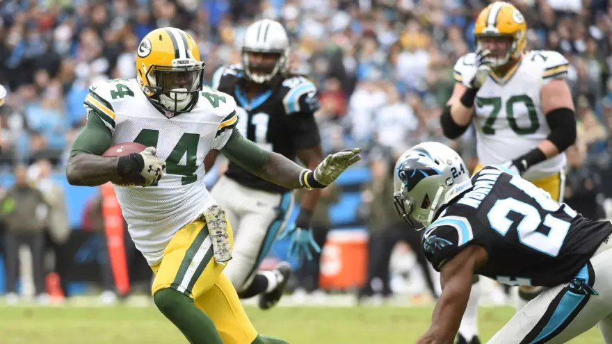 James Starks gives the Packers more than just RB depth Yardbarker