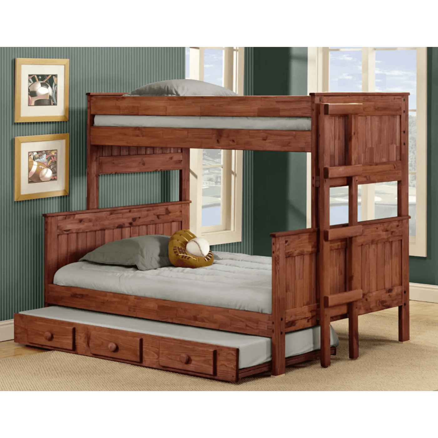 Stackable Twin Beds Chelsea Home 31mah4019