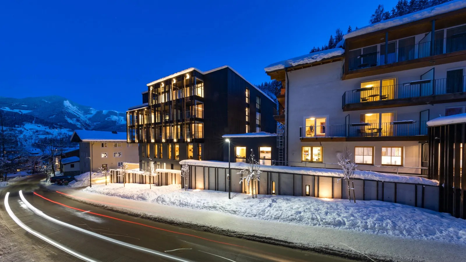 Wellness Bad Zell Hotel Der Waldhof Zell Am See Austria Ski Holidays From Topflight Ie