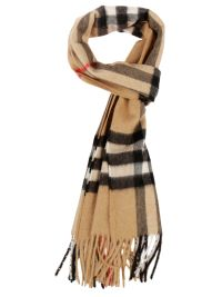 Burberry - Burberry House Check Scarf - Cammello, Women's ...