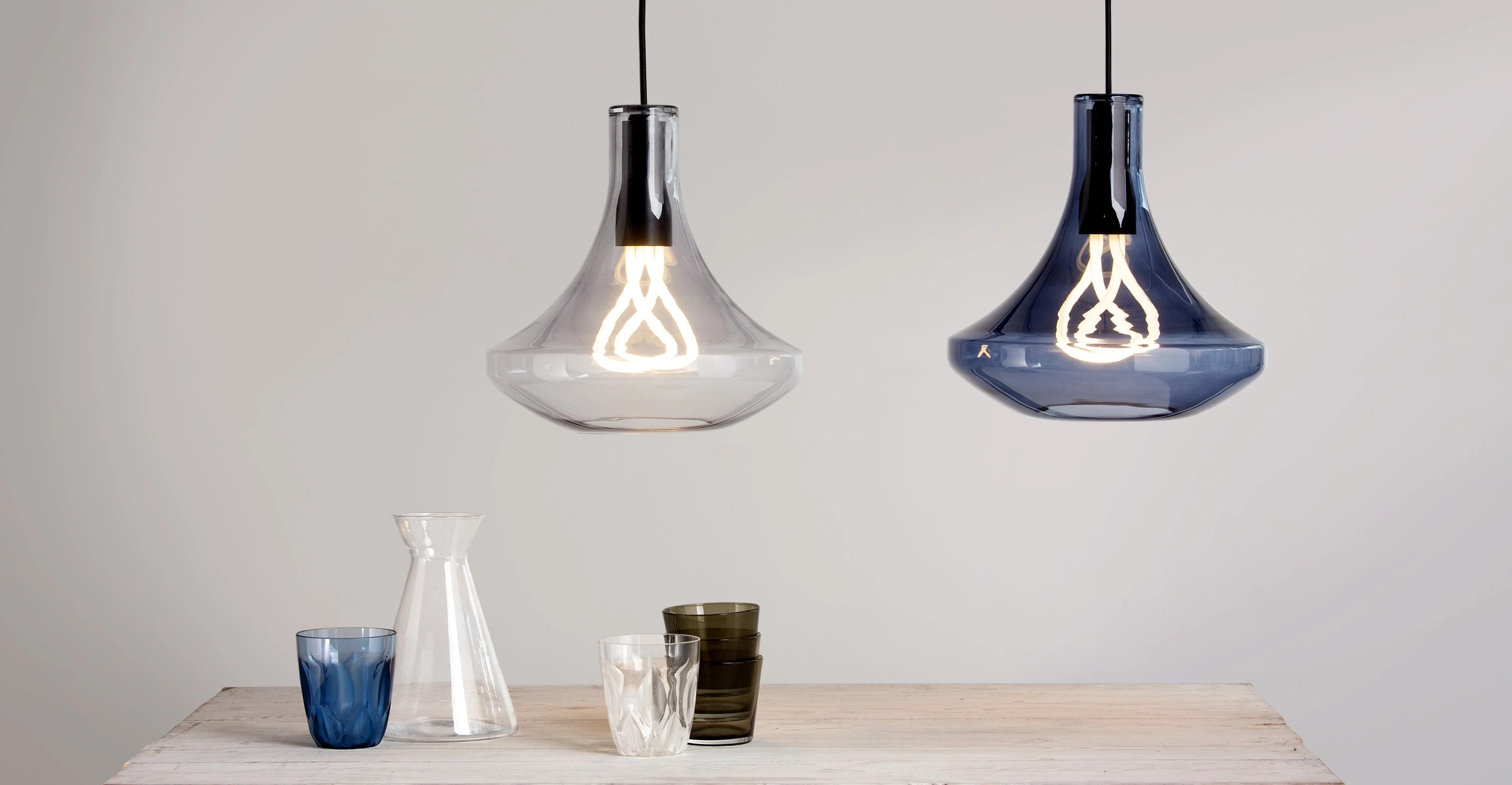 Pendant Lamps Plume Pendant Lamp And Plumen 001 Bulb Smoke Grey Made