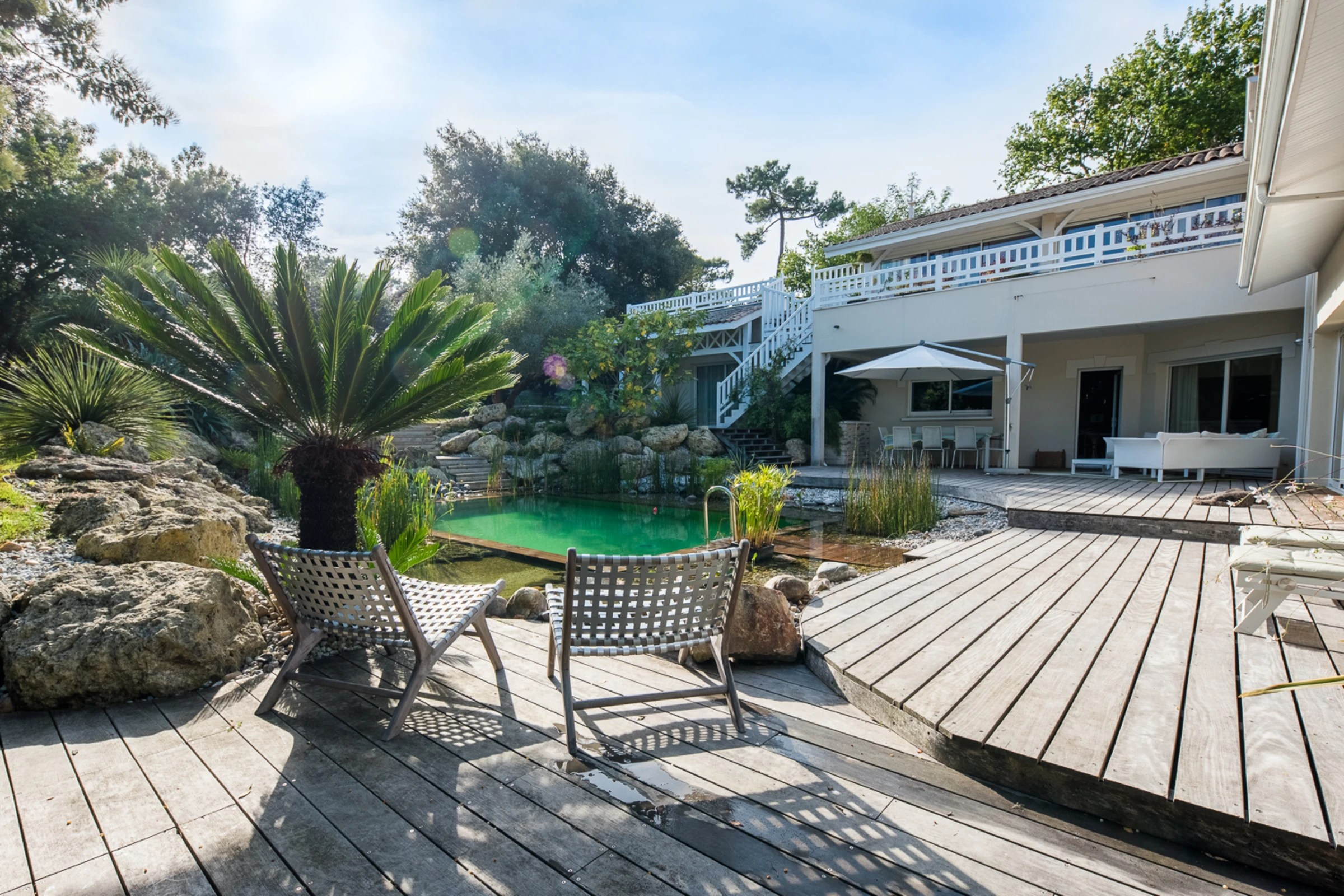 Le Mouleau Stunning Family Villa With Swimming Pool In The Heart Of Le
