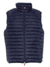 Save the Duck - Save The Duck Padded Vest - D8241M GIGA4 ...