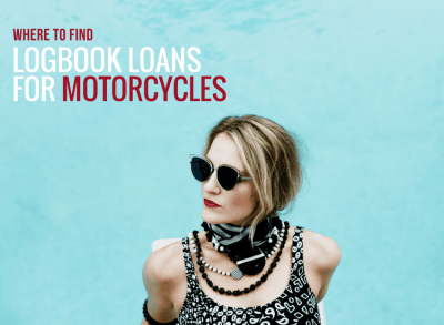 Logbook loans for motorcycles: Where you can find them | Cash Lady