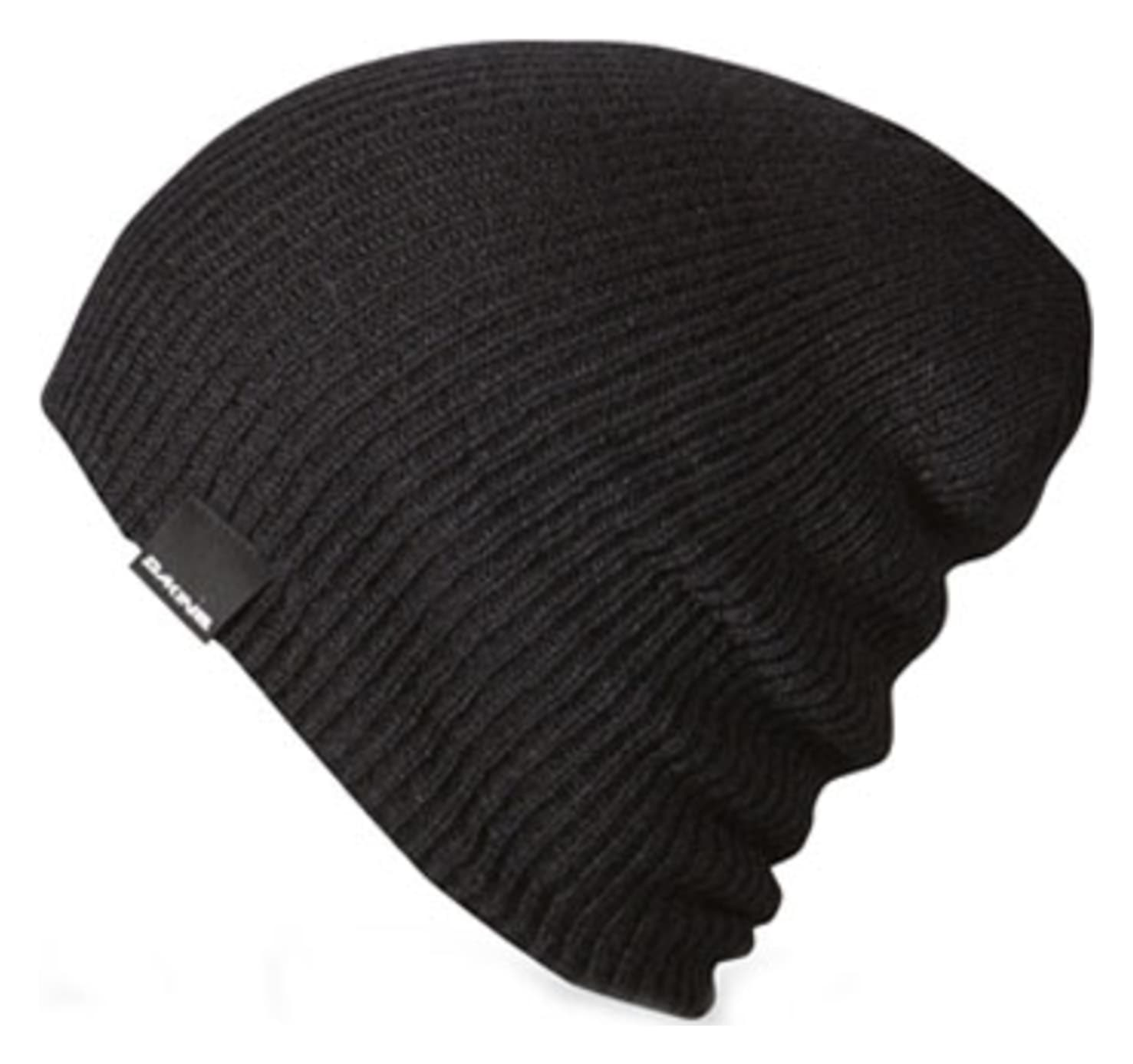 Black Tall Boy Dakine Tall Boy Beanie Black One Size