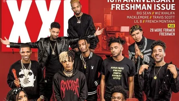 XXL Freshman Class 2017 an introduction to 10 stars-in-the-making