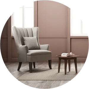 Best Study Chairs Online Leather Fabric Brosa