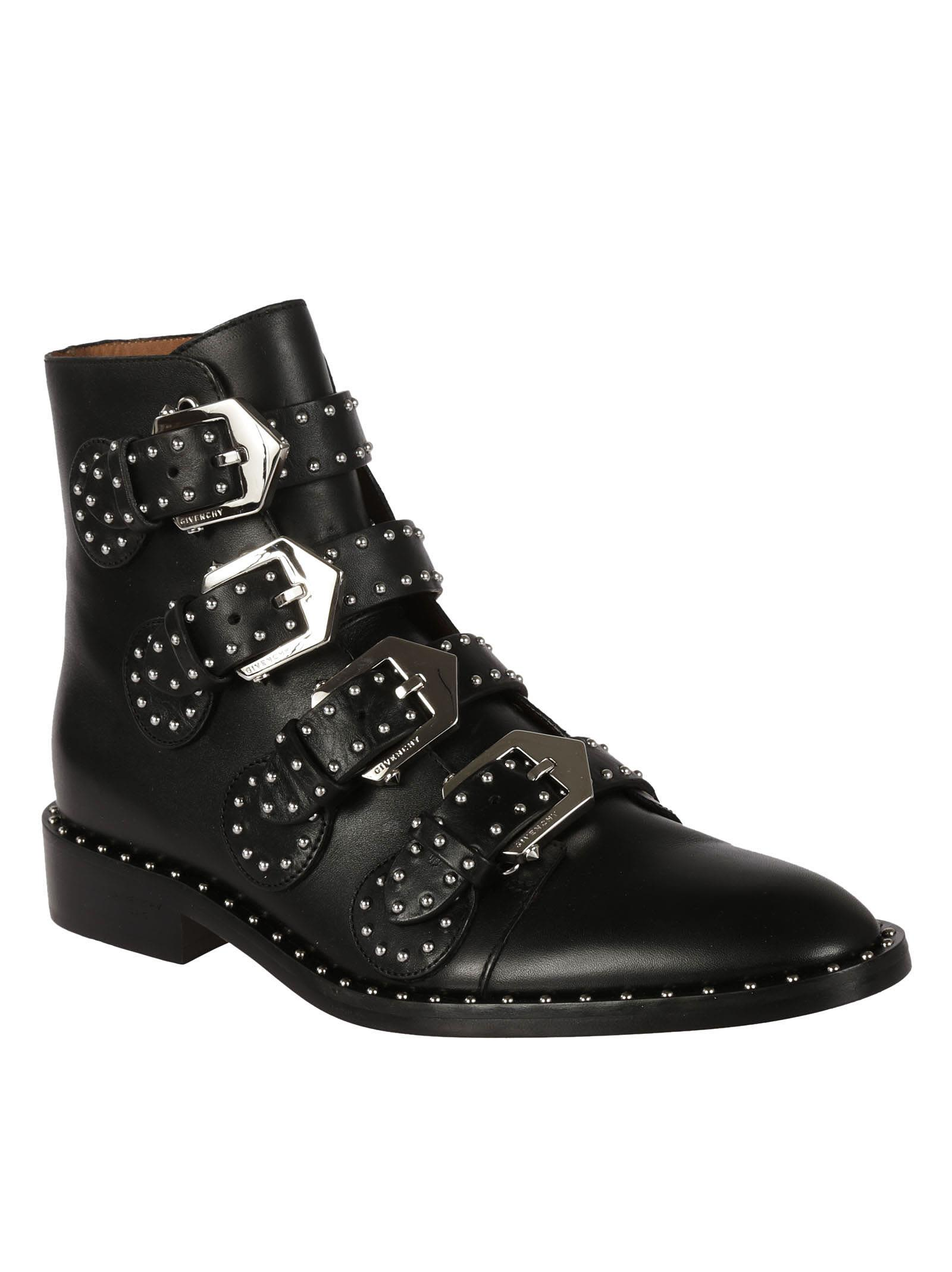 Givenchy Givenchy Pure Biker Boots Nero Women39s Boots