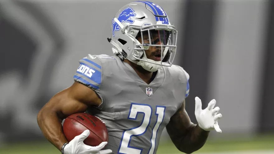 Vikings reportedly claim former Lions RB Ameer Abdullah off waivers