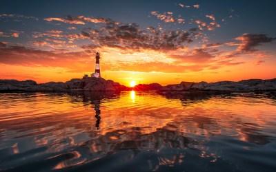 Sunset Glow Mac Wallpaper Download | Free Mac Wallpapers ...