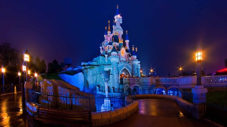 Free Fall Screensavers Wallpaper The Castle Of The Beauty Mac Wallpaper Download Free Mac